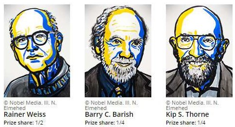 Nobel en física